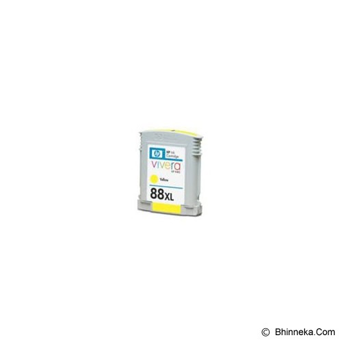 HP Yellow Ink Cartridge 88XL [C9393A] - Tinta Printer Hp